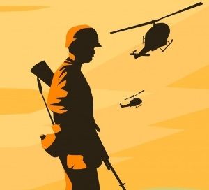 Военный английский словарь