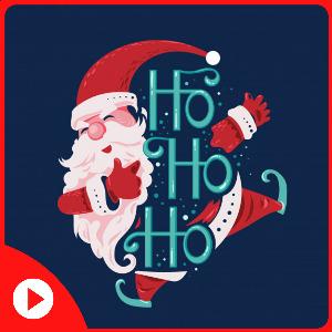 Новогодние песни на английском (видео)